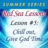 Red Sea Lesson No.5 Social Media Graphic