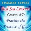 Red Sea Lesson No.7 Social Media Graphic