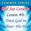 Red Sea Lesson No.8 Social Media Graphic