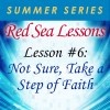 Red Sea Lessons No. 6 Social media Graphic